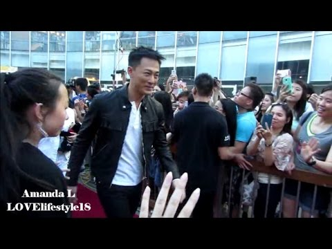 VLOG: Meeting Raymond Lam 林峰, Kate Tsui 徐子珊, Fred Cheng 鄭俊弘, Gillian Chung 鍾嘉勵, and more!
