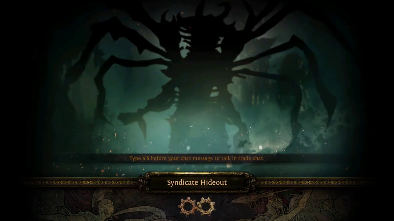 Path of exile hide chat