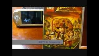 PSP -Lego Indiana Jones: The Original Adventures (Review)