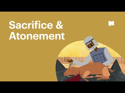 Sacrifice And Atonement