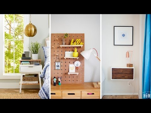 10 DIY Storage Improvement Project for Small Bedroom
