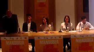 Manduria bene comune   Studenti Liceo Einaudi Manduria