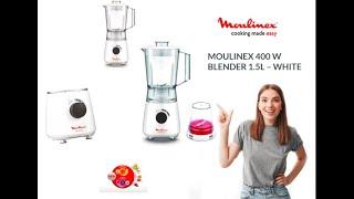 Moulinex Blender LM2A21