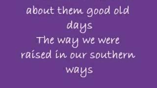dirt road anthem jason aldean w lyrics on screen