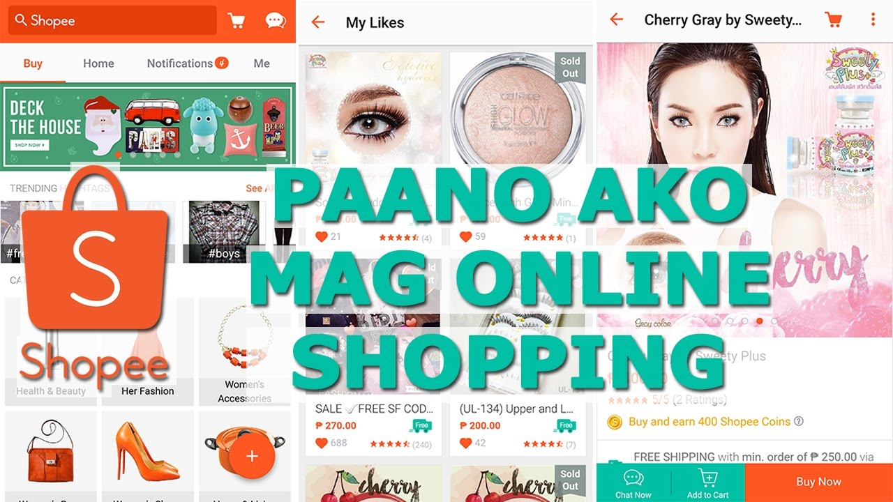 Shopee Philippines : Shopee philippines located in taguig