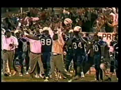 Virgil Union #3 LANE COLLEGE FOOTBALL