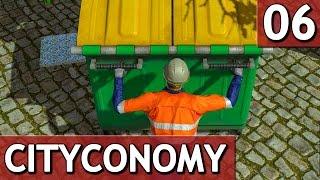 CityConomy #6 STORYQUESTS gehen nicht Stadt Service Simulator