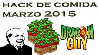 Hack De Comida Dragon City Marzo 2015
