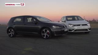 Episode 368 - Comparison: Volkswagen Golf GTI vs Volkswagen  Polo GTI