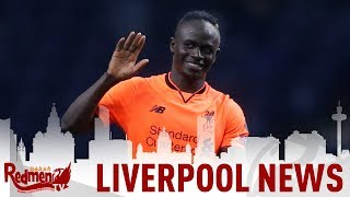 Liverpool to Offer Sadio Mane New Contract!   #LFC Daily News LIVE