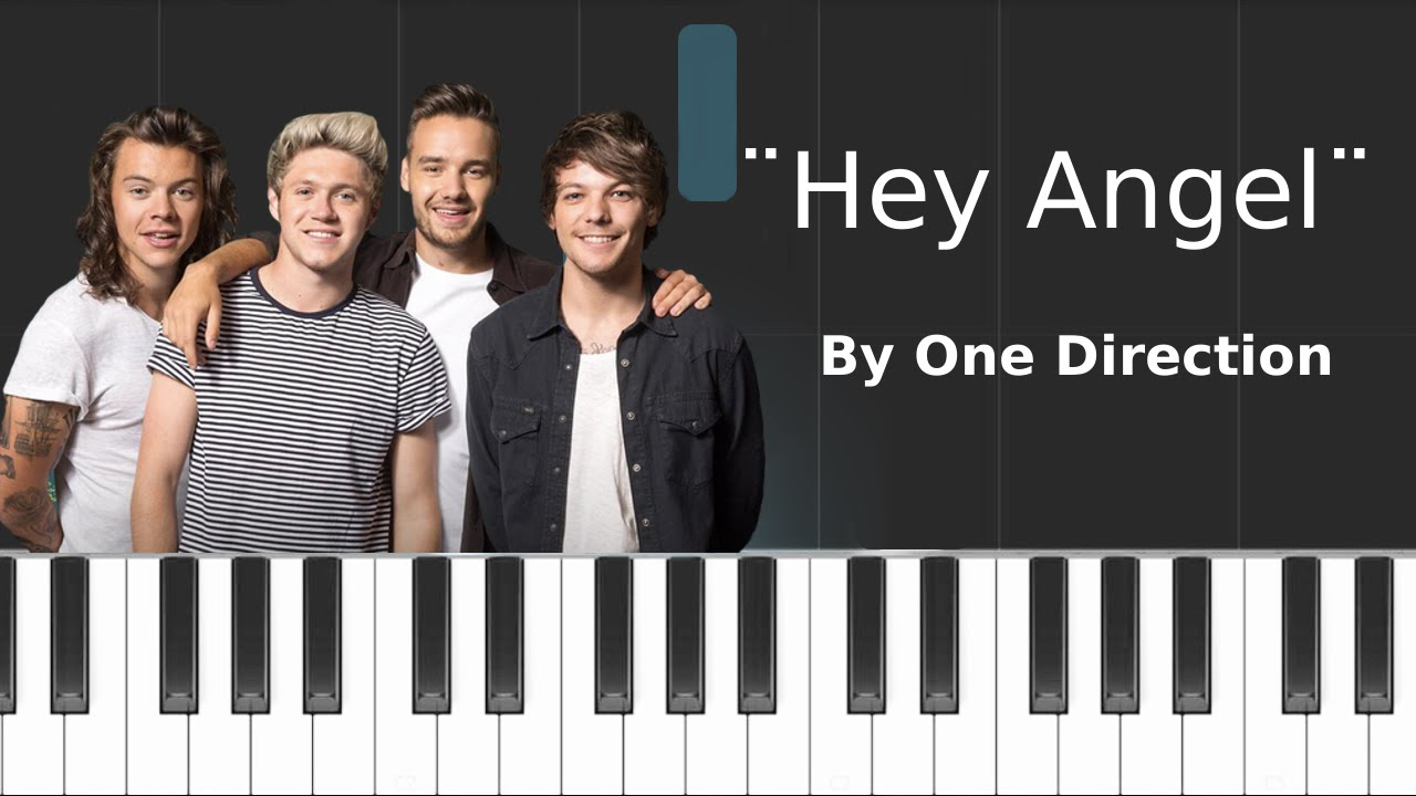One direction hey angel piano tutorial chords how to one direction hey angel piano tutorial chords how to play cover youtube hexwebz Image collections