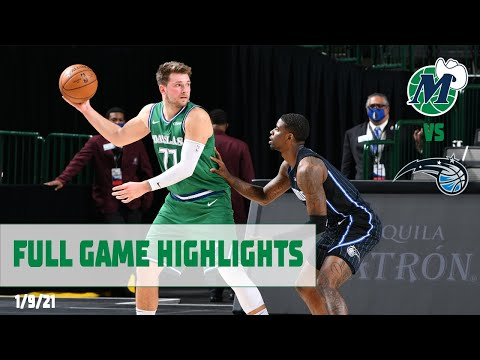 Luka Doncic (20 points, Triple-Double) Highlights vs. Orlando Magic