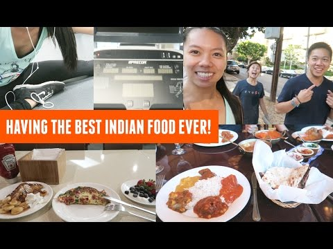 dining-hall-breakfast,-working-out-&-incredible-indian-food!