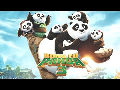 Kung Fu Panda 3 Soundtrack 18 The Dragon Warrior, Hans Zimmer