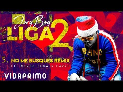 Jory Boy, Ñengo Flow $ Cazzu - No Me Busques (Remix) [Official Audio]