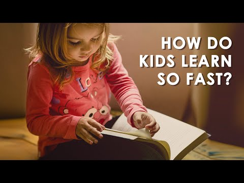 How to Learn a Foreign Language Like a Child Does!