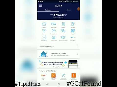 Find the hidden GCat GCash promo - Where's GCat