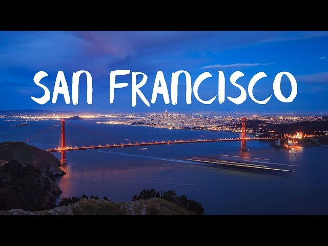 San Francisco - Cinematic city vibes