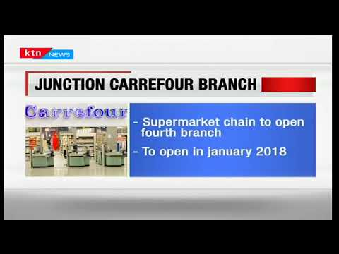 Junction Carrefour Branch to open in January 2018