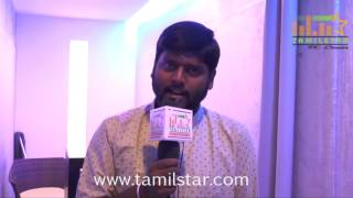 Kumki Ashwin At Achamindri Movie Team Interview