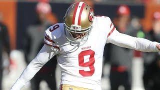Robbie Gould Kicks the 49ers to Victory | Stadium