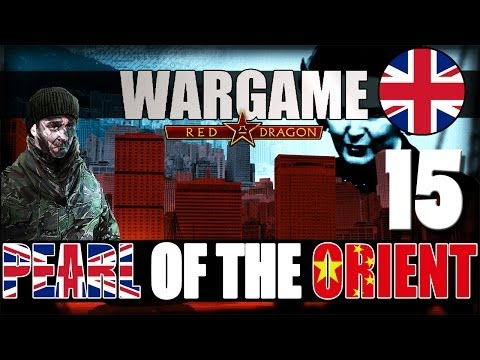 Wargame: Red Dragon -Campaign- Pearl of the Orient: 15