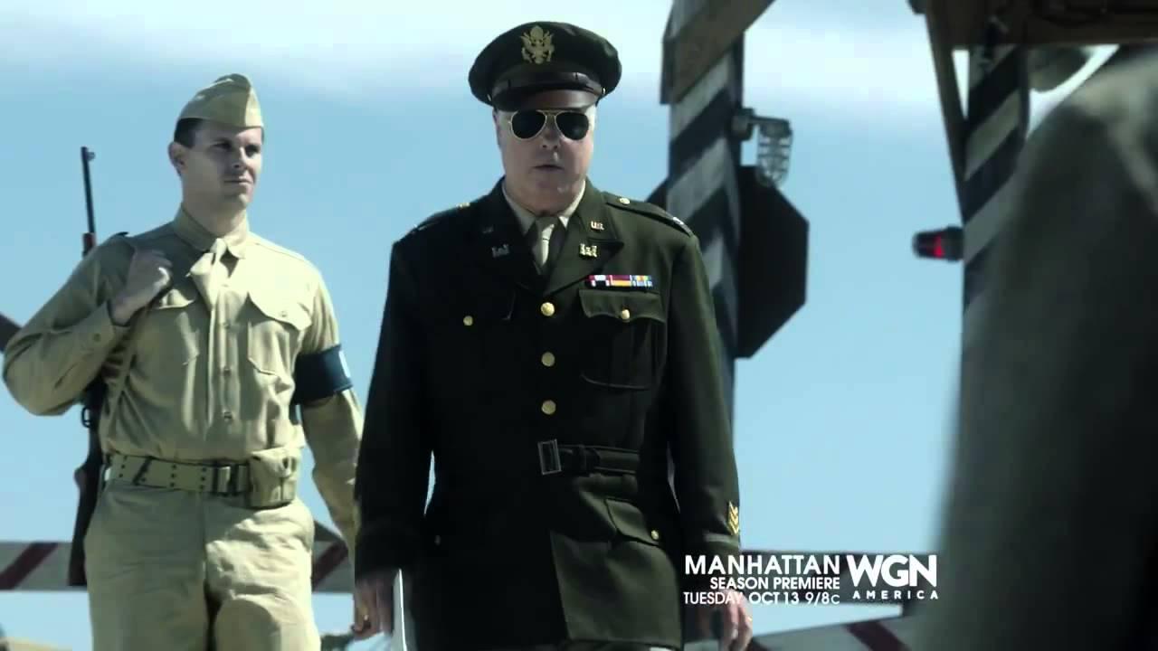 Download Manhattan Season 2 - William Petersen Interview