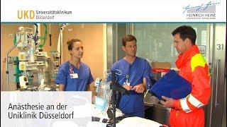 Anästhesie an der Uniklinik Düsseldorf