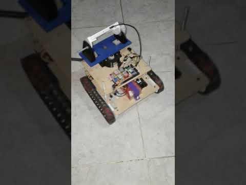 Rover Explorer Robot wifi android