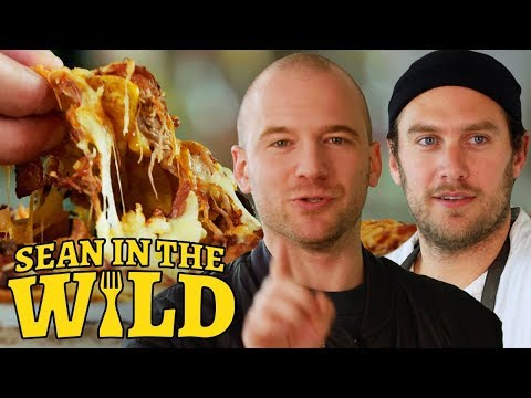 The Ultimate Nacho Showdown with Brad Leone and Sean Evans   Sean in the Wild