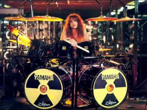 Megadeth Nick Menza Quot Holy Wars The Punishment Due Quot Drum