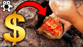 Top 10 Incredible Discoveries People Have Found Under Ground