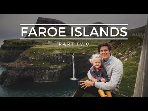 WHAT HAPPENS WITH KIDS IN THE FAROE ISLANDS || PT. 2