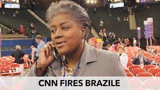 CNN Fires Donna Brazile
