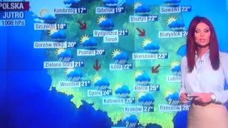 Dwa Południa. Wpadka Prezenterki Pogody.