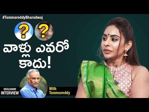 Sri Reddy Reveals Celebs Involved in CASTING COUCH | Tammareddy Bharadwaj Interview With Sri Reddy