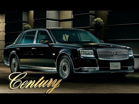 2018 Toyota Century - Ultra-exclusive Rolls-Royce Competitor