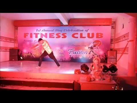 DANCE BY SHANTANU DANCE ON JANAM JANAM TU HI MAA