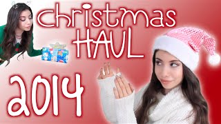 WHAT I GOT FOR CHRISTMAS 2014!!! Thumbnail