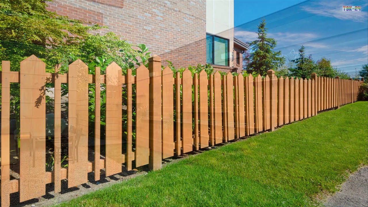 Top 80 Cheap and Beautiful Wood Fence Ideas