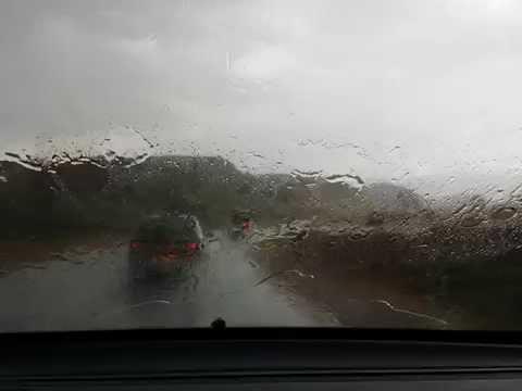 Morocco raining