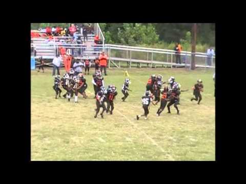 2012 Colts Rookies vs Carthage-2nd Half