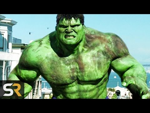 10 Shockingly Bad CGI Moments In Famous Movies