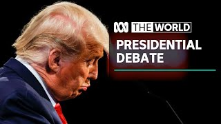 Presidential rivals face-off in final debate before election | The World