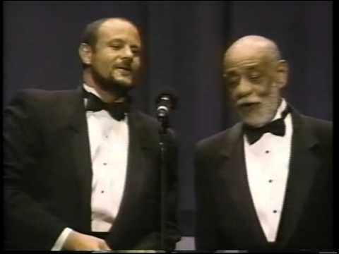 John and Donald Mills, Mills Brothers--Paper Doll, You Always Hurt, 1994 TV