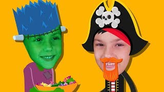 Knock Knock, Trick Or Treat? Nursery Rhymes & Kids Songs