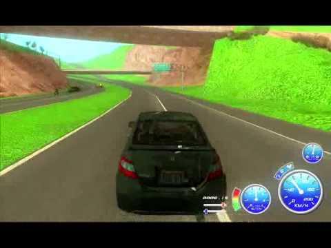 GTA San Andreas Michael Jackson's Global Mod (2011) PC preview