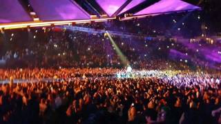 the weeknd i feel it coming live at manchester arena