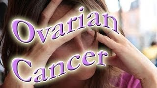 Ovarian Cancer Symptoms--5 Major Symptoms of ovarian Cancer