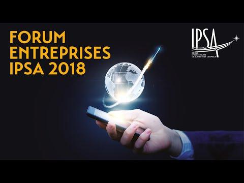 IPSA : Forum des Entreprises 2018